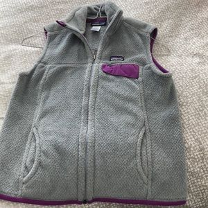 Patagonia size small vest